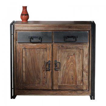 Houten dressoir Lavis Havel 2D bestellen Onlinedesignmeubelnl - schubladen für küchenschränke