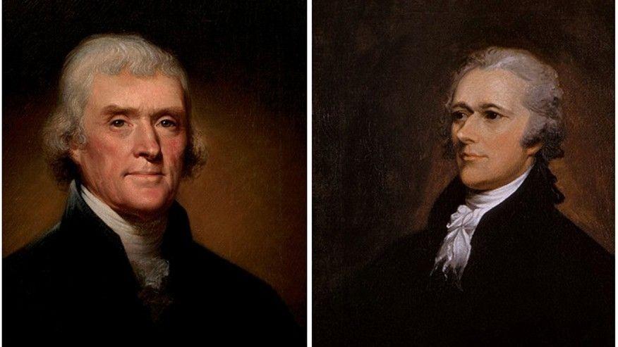 Letter From Thomas Jefferson Blasts Alexander Hamilton S Love Of Every Thing English Ap Us History History Education Us History