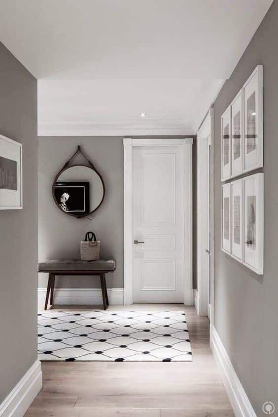 Evlerde En Çok Kullanılan Renkler #hallway