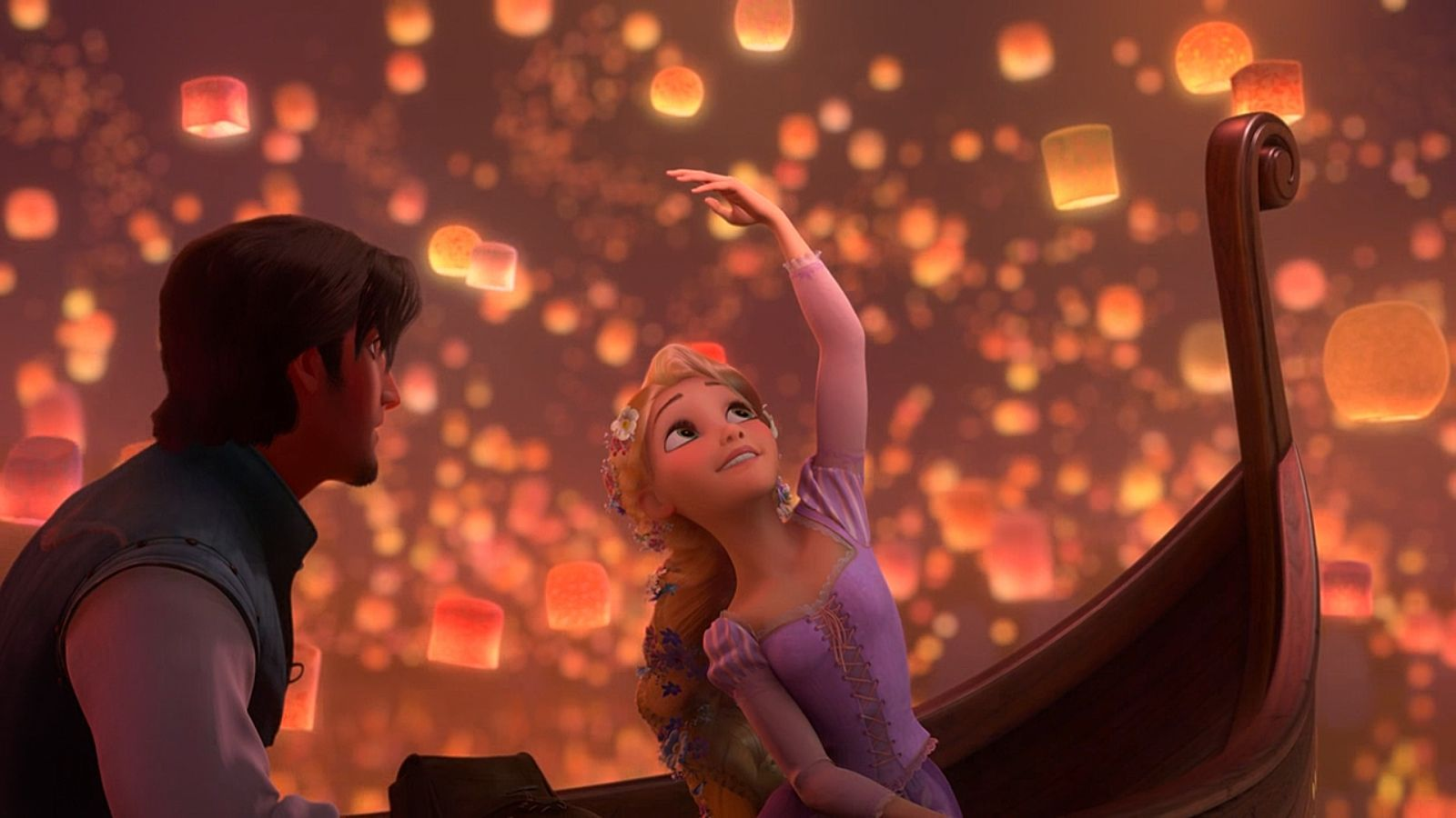 Cartoon Disney Tangled Wallpaper Download HD