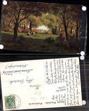 123734,Wilhelm Eilers Purger Co Serie 122 Künstlerkarte
