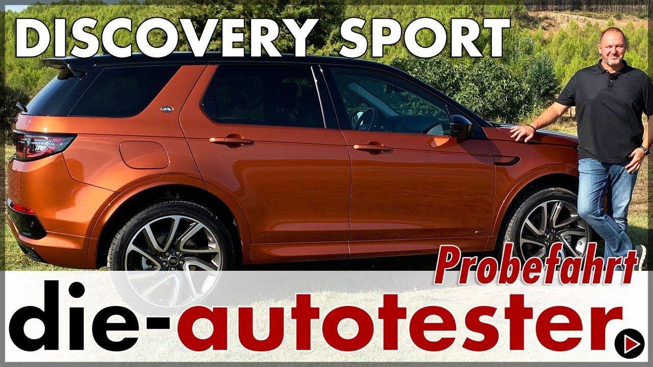 Der Land Rover Discovery Sport wurde 2014 als Nachfolger