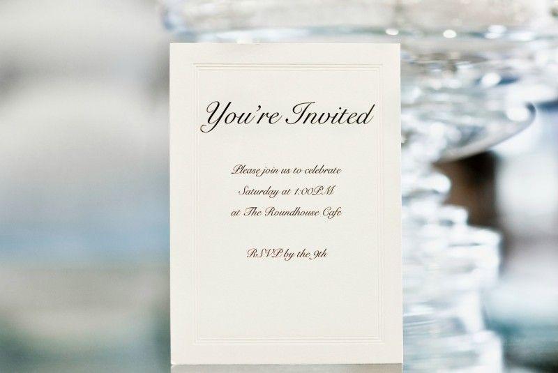 Wedding invitation wording Invitation wording, Weddings and Wedding - best of invitation letter format for housewarming