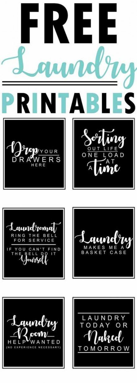 Bathroom Signs Printable Laundry Rooms 21 Best Ideas images
