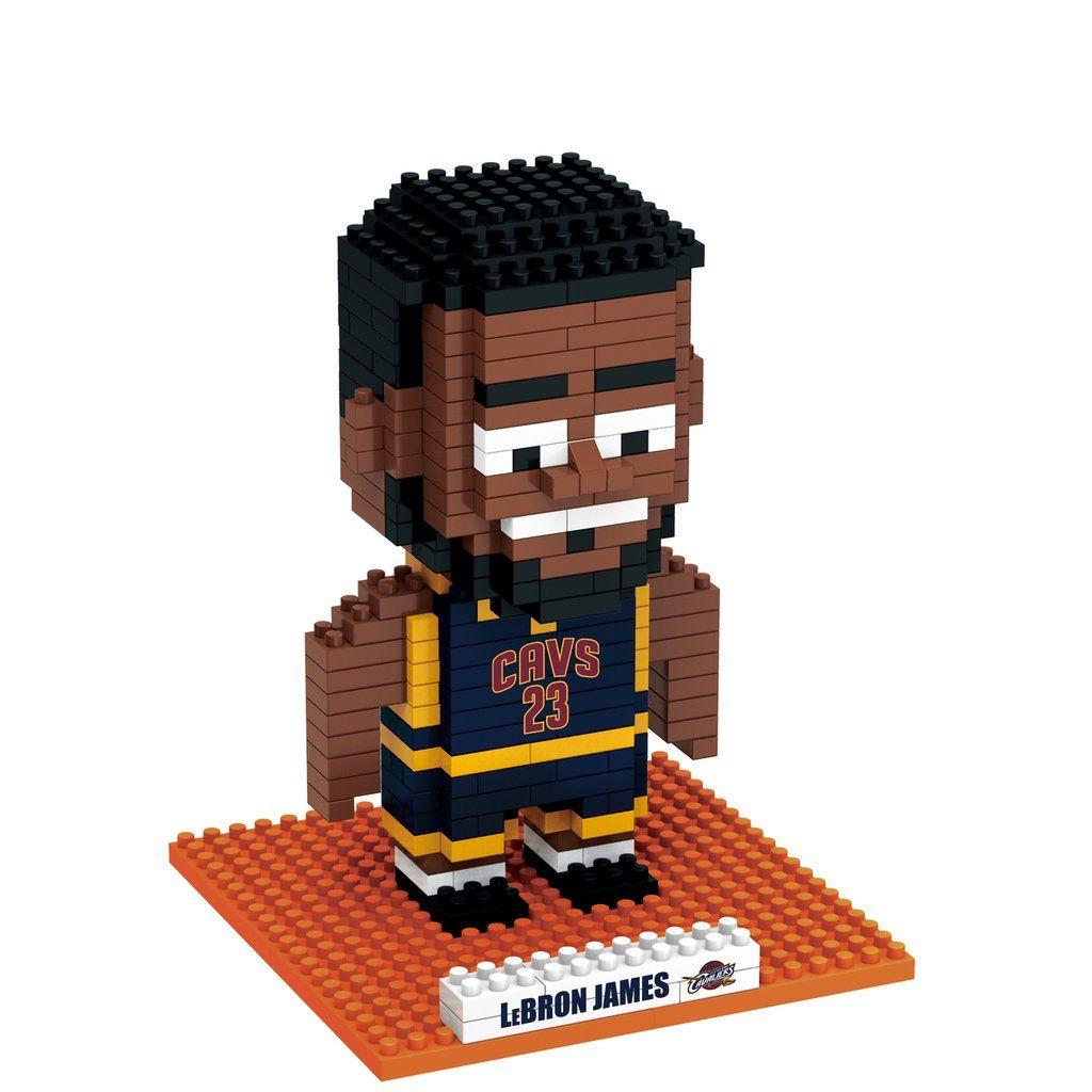 Cleveland Cavaliers Puzzle 3d Brxlz Lebron James 23 Design