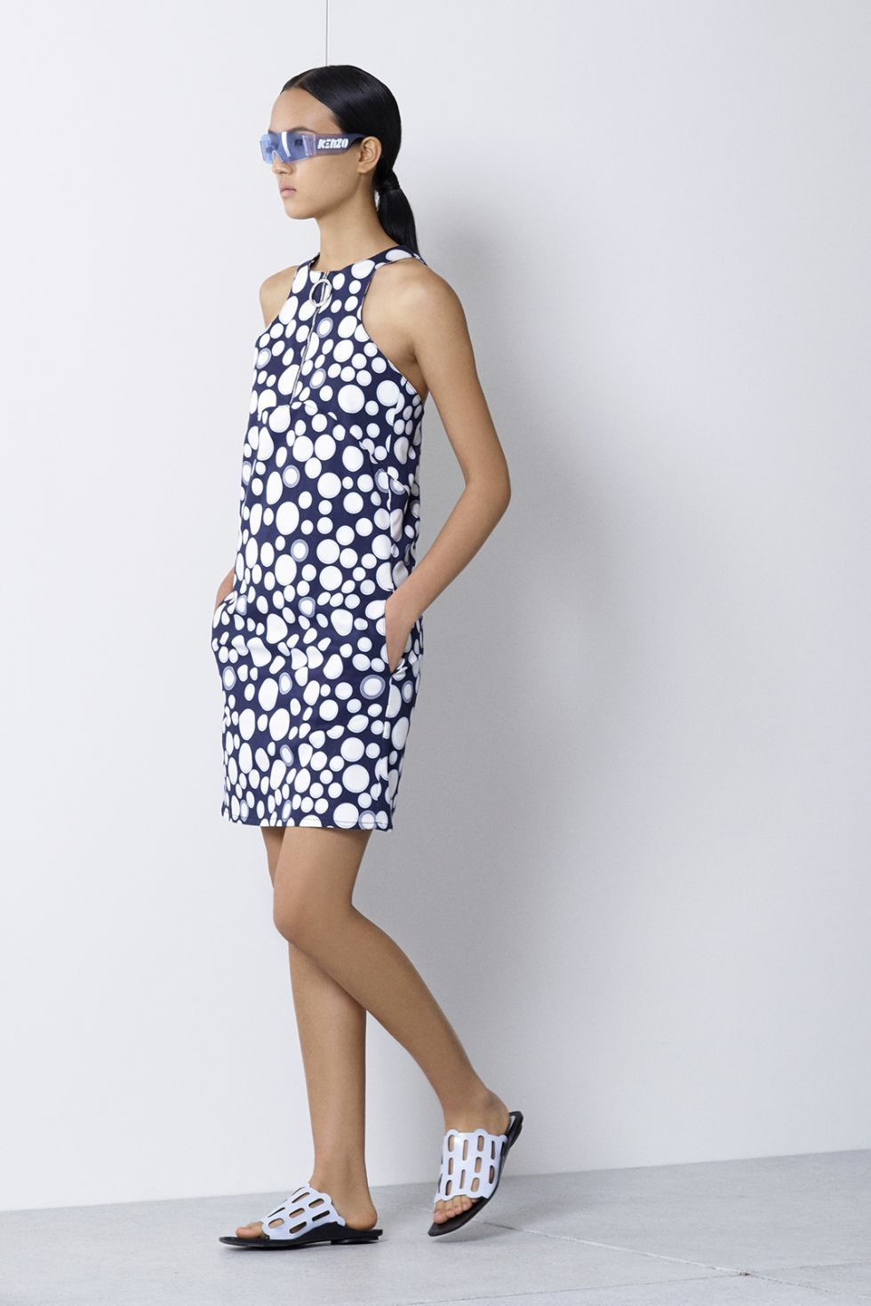 kenzo dress with dots kenzo dresses women kenzo e shop