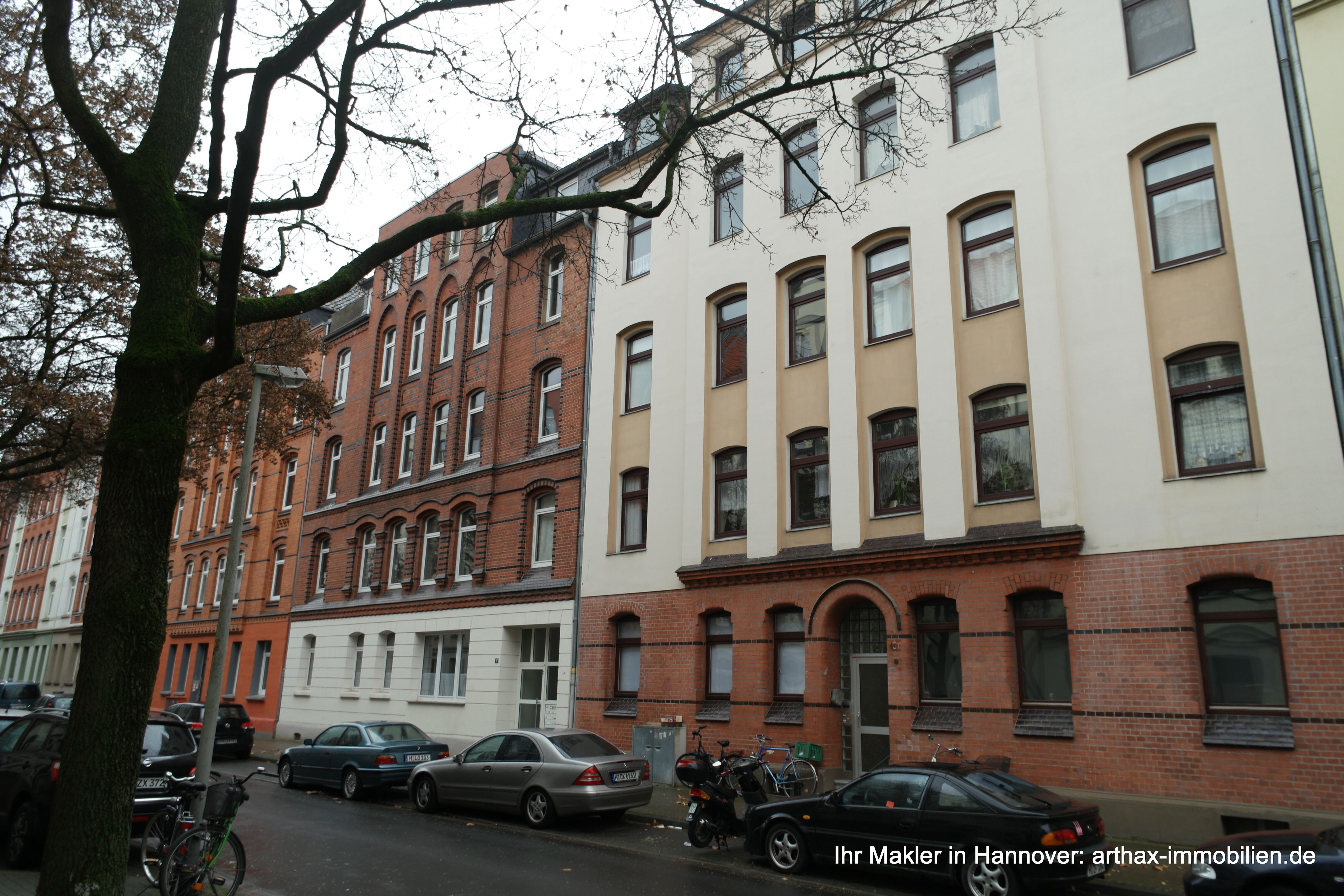 Eigentumswohnung in Hannover Linden Nord zu kaufen