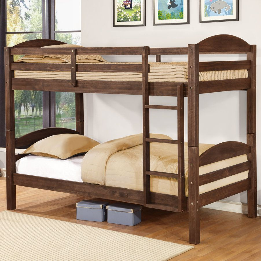 josephine twin over full bunk bed vico bedroom pinterest full