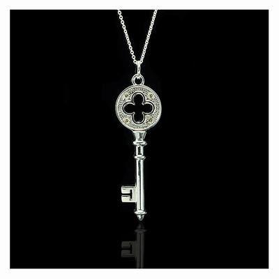 17d9661d964c Cheap Tiffany   Co Classic Tiffany Quatrefoil Key Pendant For Sale love  this one