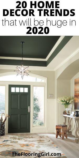 20 Home Decor Trends for 2020 | The Flooring Girl