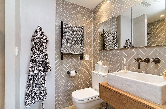 Diseño de cuarto de baño pequeños y medianos | Room