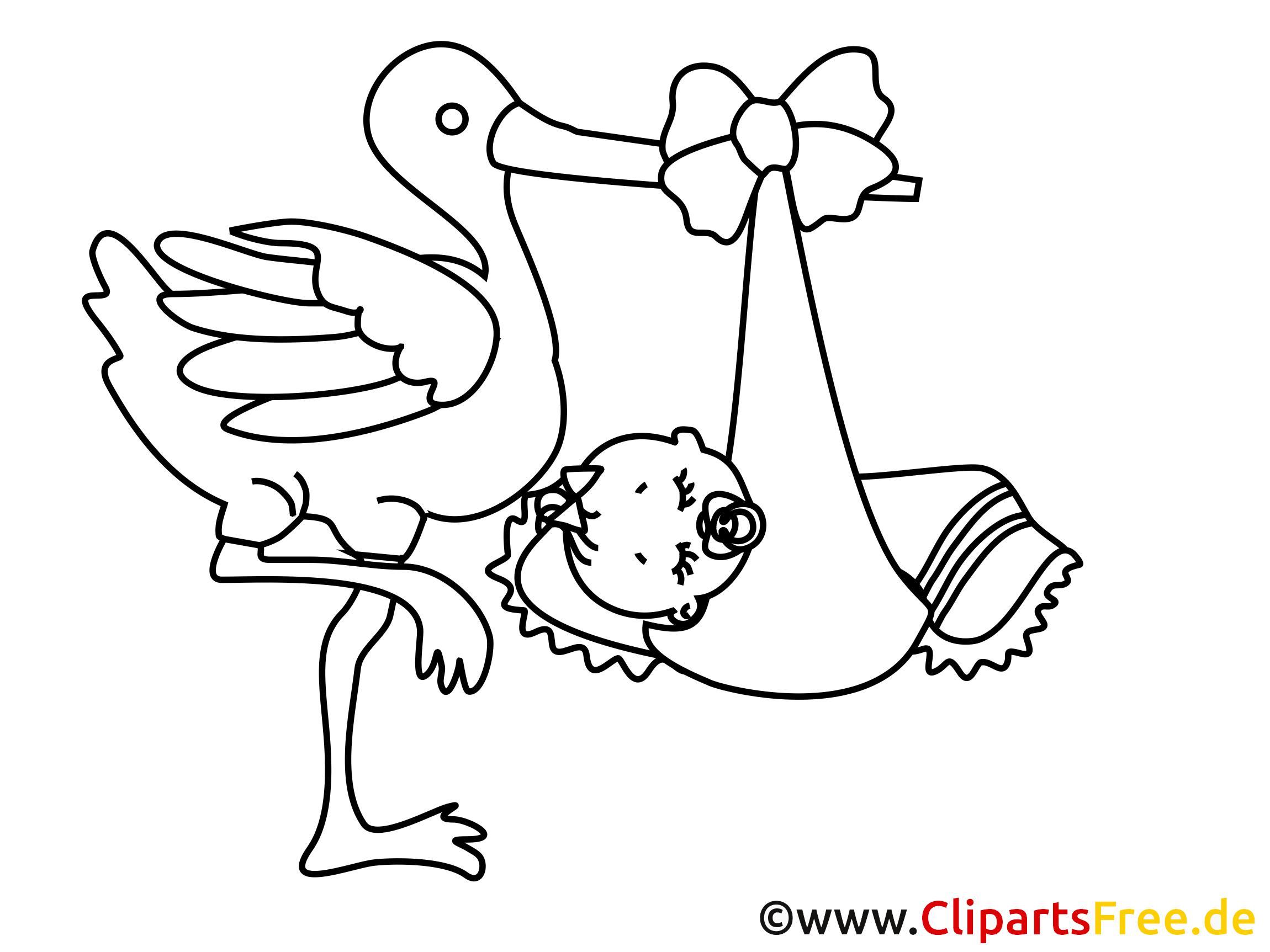 Storch Mit Kind Gratis Malvorlage Malvorlagen Ausmalbilder Gratis Malvorlagen Fur Kinder