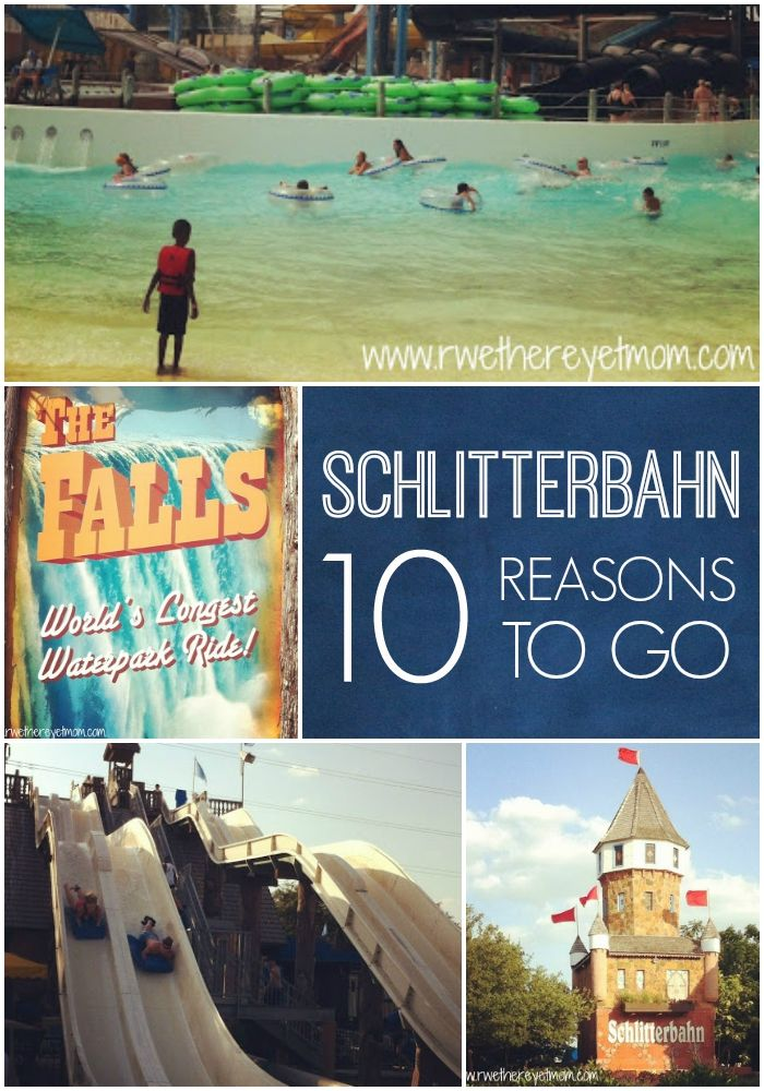 """Schlitterbahn…..what?? If you google it, the word translates to """"slide""""[Continue Reading]"""