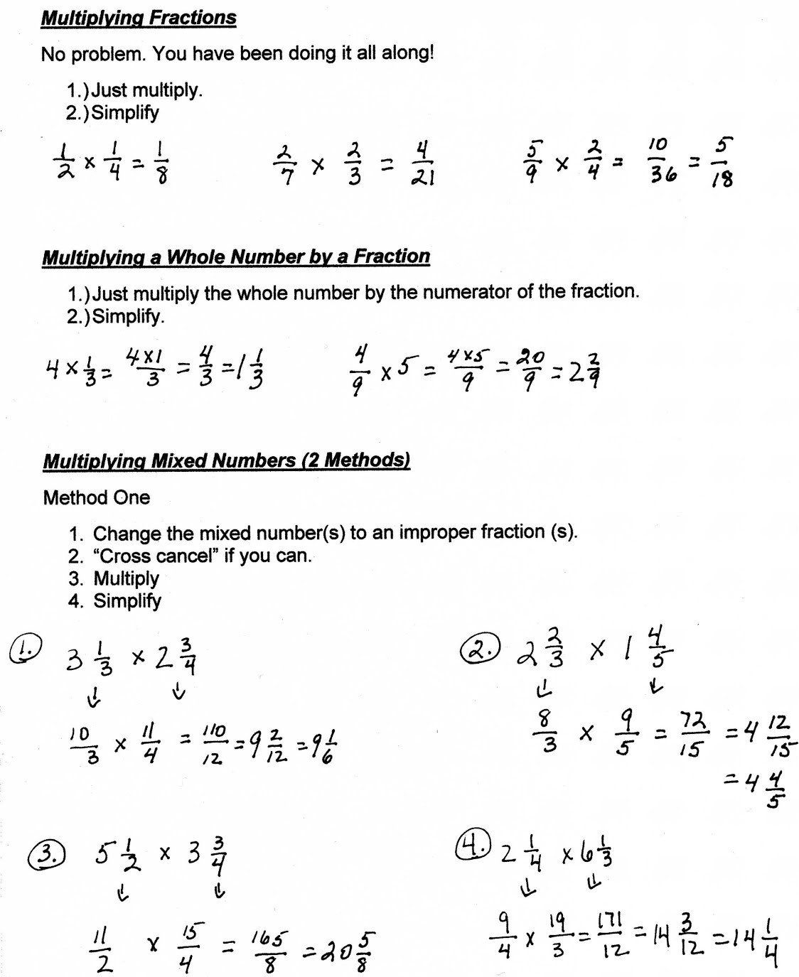 6th Grade Ratios Worksheet Unit 8 Fractions And Ratios Mrs