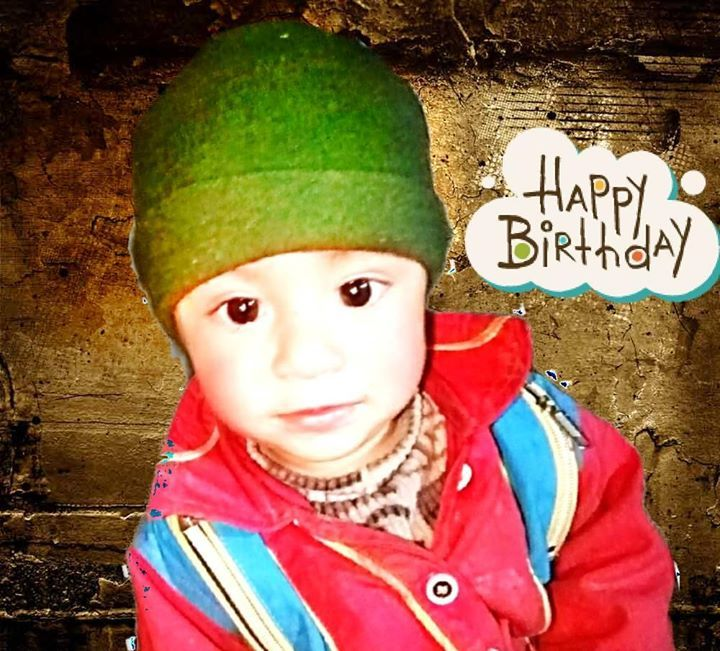 happy birthday to you my dear brother syed ali shah
