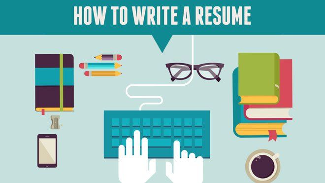 how to write a resume  read full infographic #Tips to #write