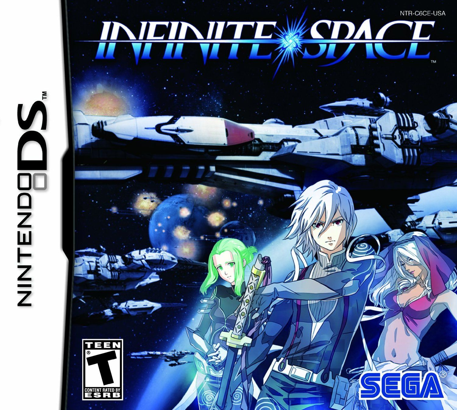 One of the coolest best ds rpgs infinite space developed by infinite space developed by nude maker platinum gamespublished by sega march 16 2010 nds infinitespace spaceopera fandeluxe Gallery