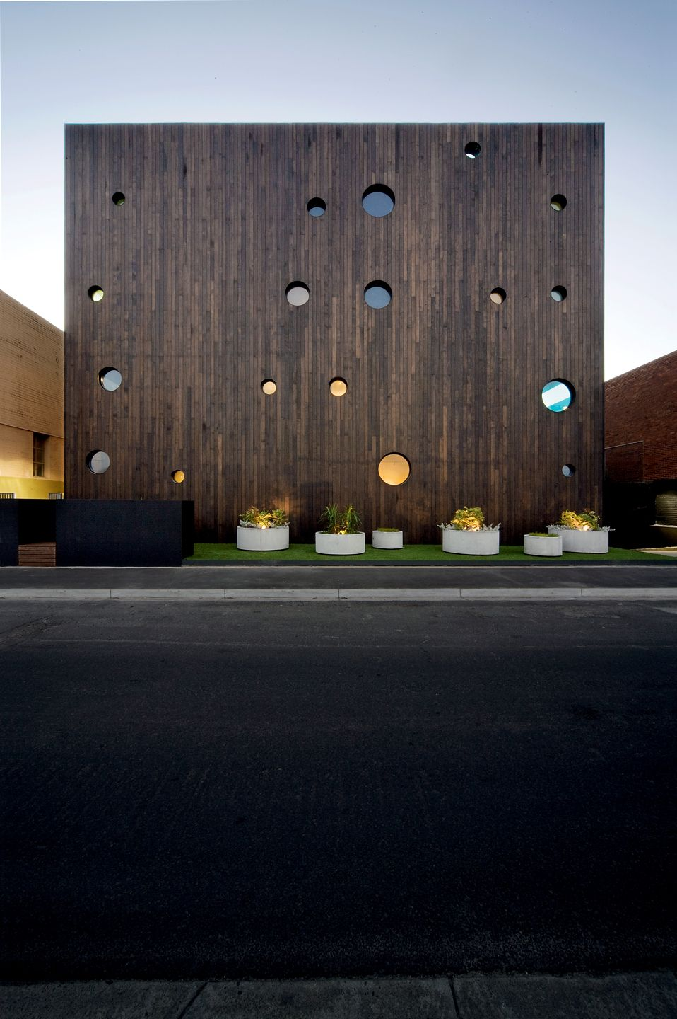 hue appartments ~ jackson clements burrows architects