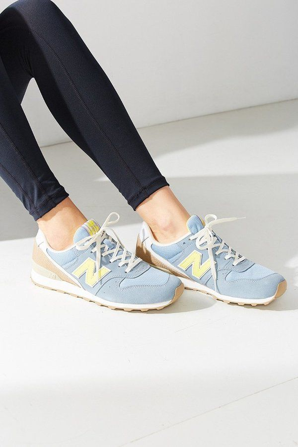 New Balance 696 Lakeview Running Sneaker | Sneakers, Running