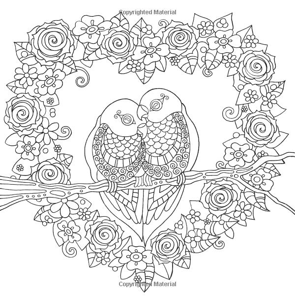 Color Me Mindful Birds Anastasia Catris