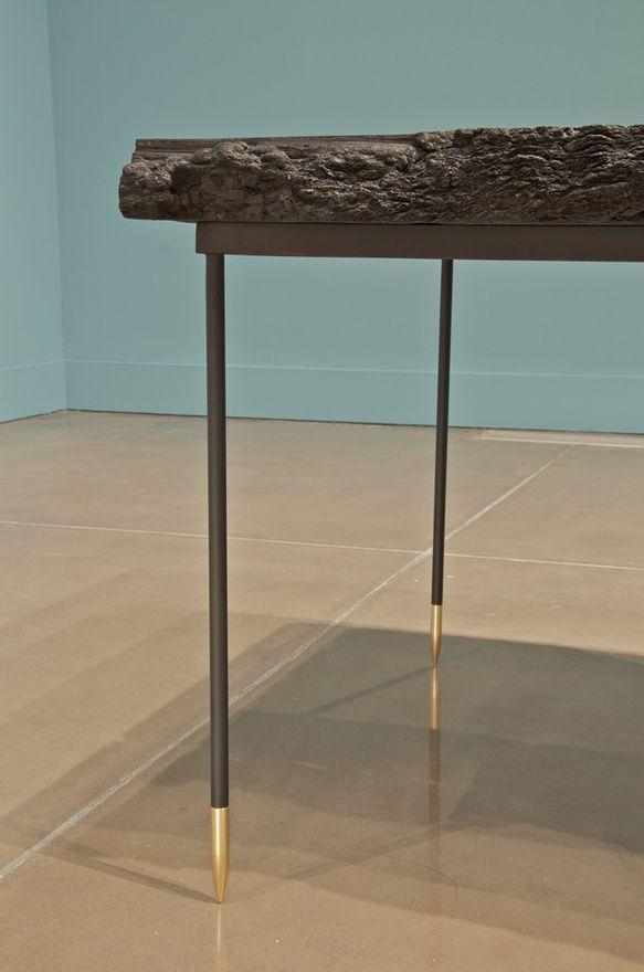 furniture #tables Design - Tables  Screens Pinterest Möbel - cortenstahl innenbereich ideen
