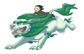 Resultado de imagen para tibetan snowlion