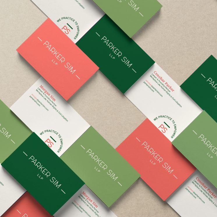Parker Sim Llp Business Card Business Card Design Inspiration Business Card Design Inspiration Business Card Inspiration Business Card Gallery