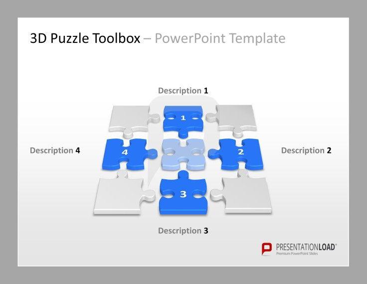 Jigsaw Puzzle Presentationload Powerpoint Charts Powerpoint Powerpoint Presentation