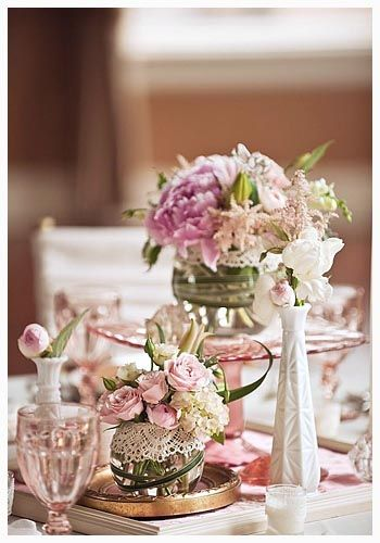 Diy Vintage Wedding Decoration Ideas