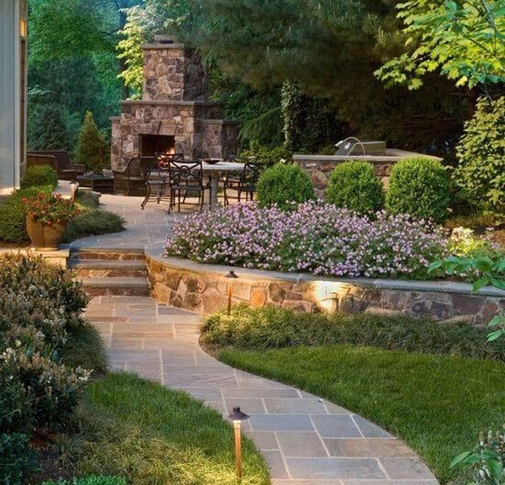 Long Narrow Garden Design Ideas: 50 Awesome Backyard Landscaping Ideas On A Budget