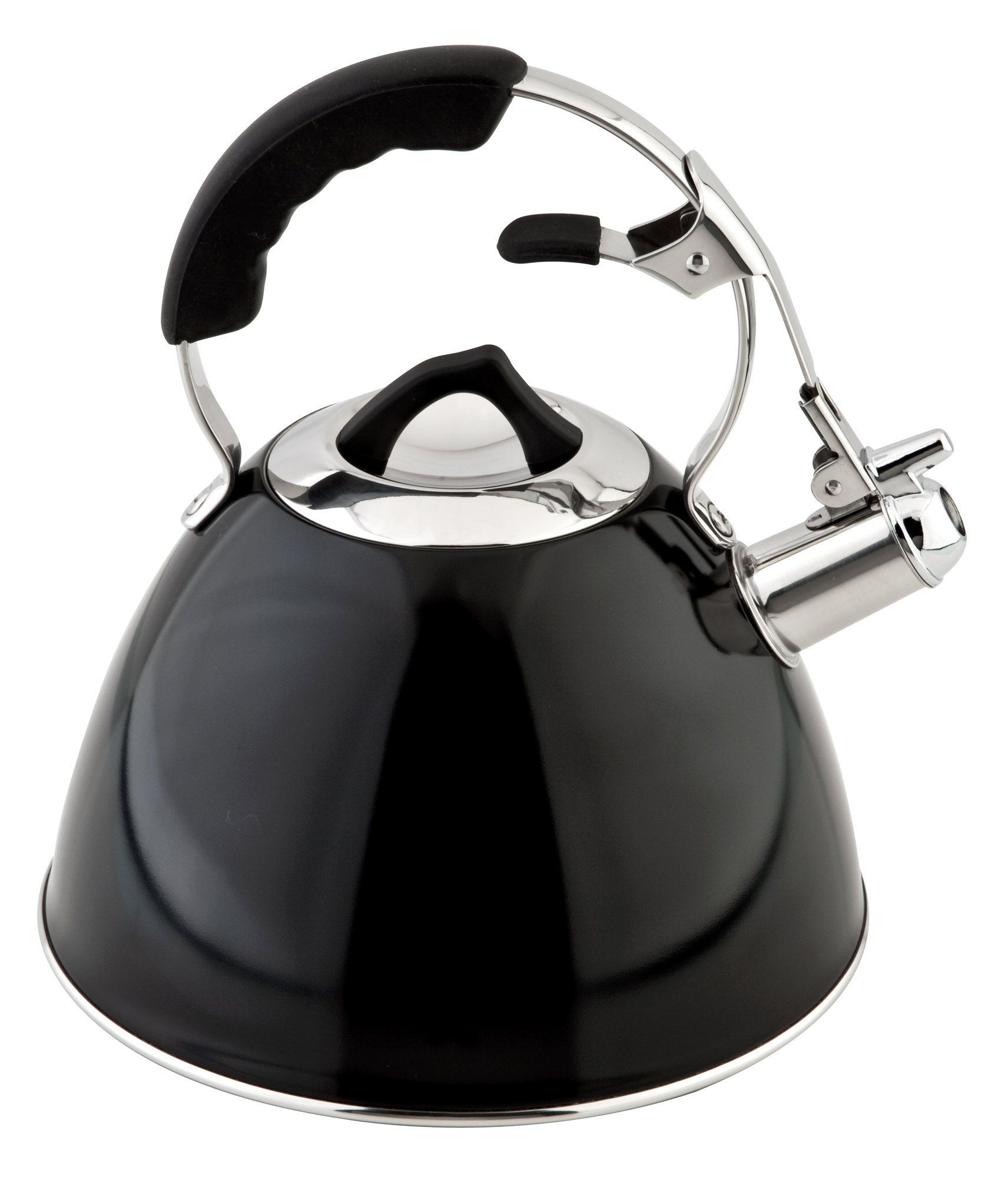 aquatic 3 17 qt stainless steel whistling stove tea kettle