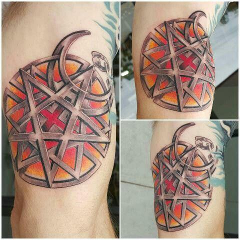 Disturbed Believe Tattoo Disturbed Pinterest