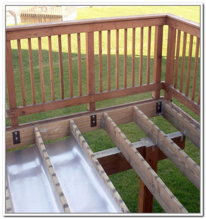 Storage under deck ideas under deck storage waterproof for Outside decking material