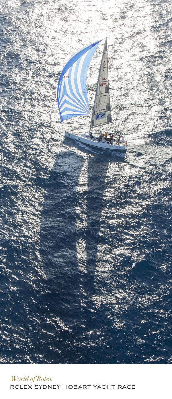 2014 Rolex Sydney Hobart Yacht Race. #Yachting #RolexOfficial