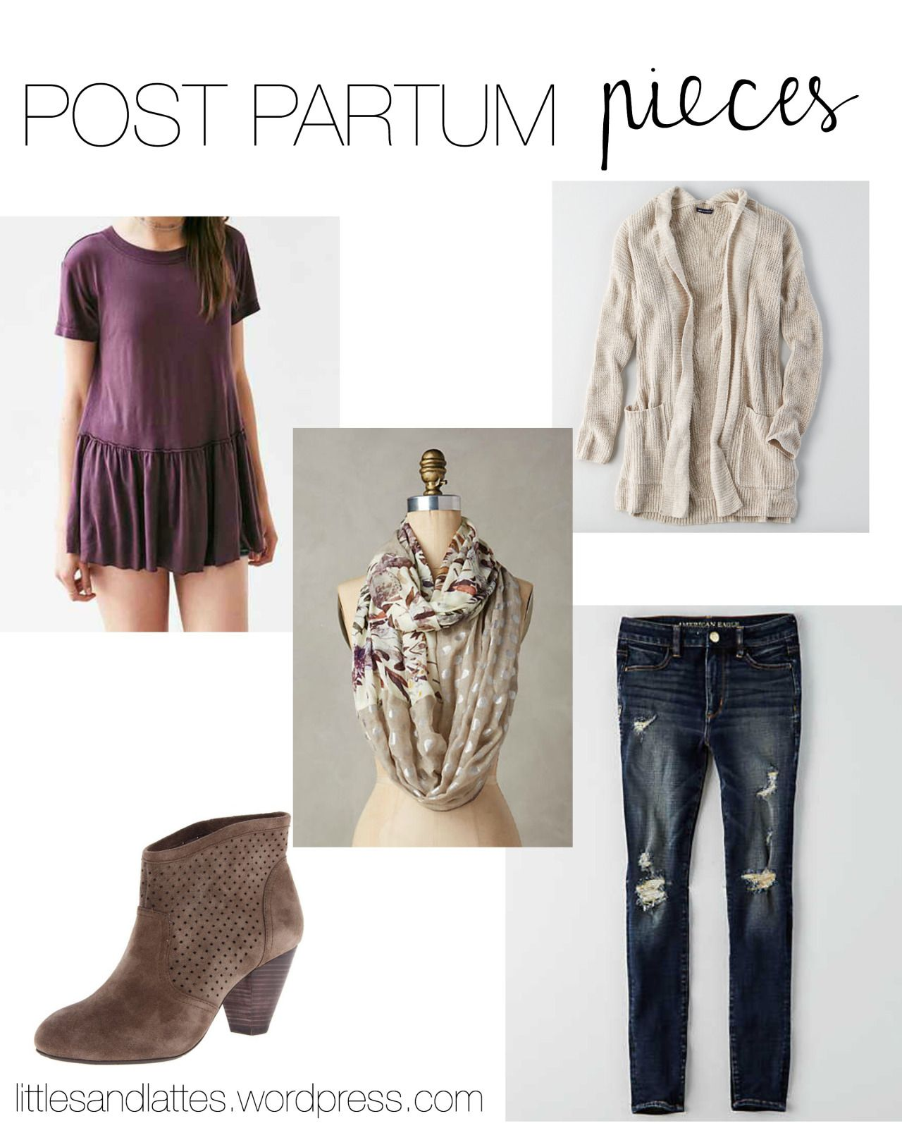 Post Partum Outfits, Maternity Clothes