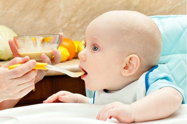 Best Food for Babies   www.elizabethstreet.com -- Dr. JJ #NyBabyShow #drugstoreatNYBS