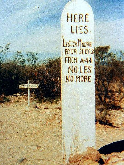 Tombstone AZ | Boothill Graveyard, Tombstone, Arizona | Flickr - Photo Sharing!