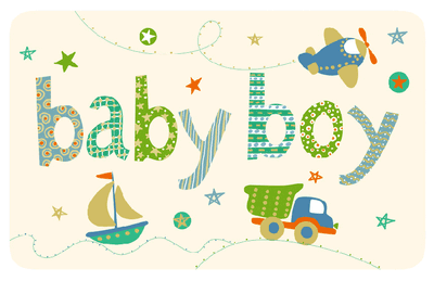 Printable card best wishes on your baby boy american greetings best wishes on your baby boy greeting card congratulations on m4hsunfo