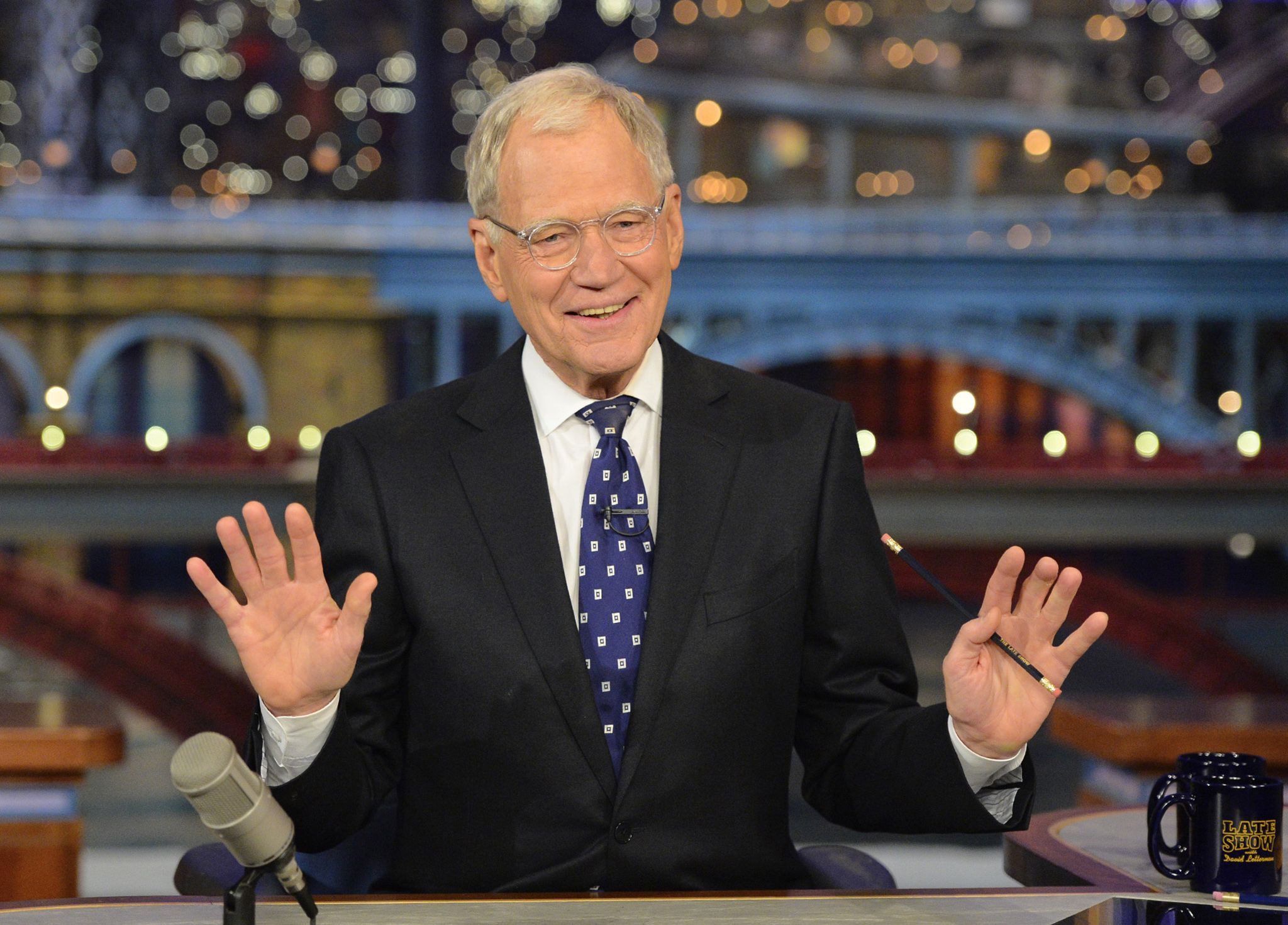 Behind David Letterman's New TV Climate Series Gig | National Geographic