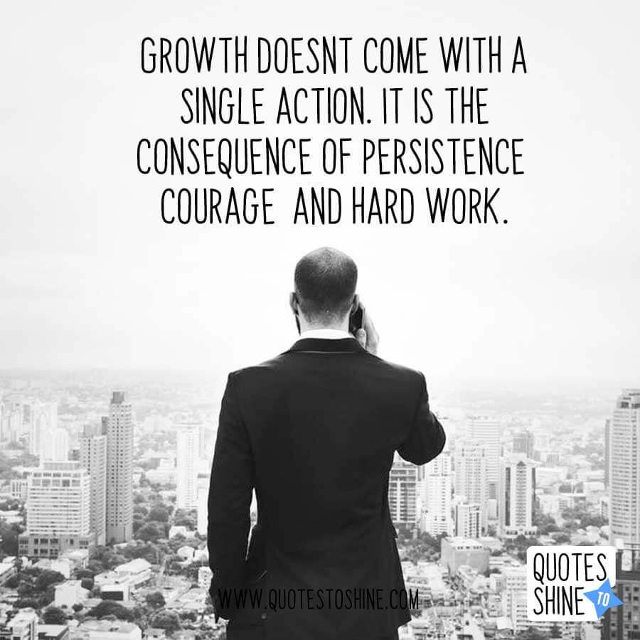 Persistence Is Key Small Business Growth Small Business Quotes Business Quotes Funny