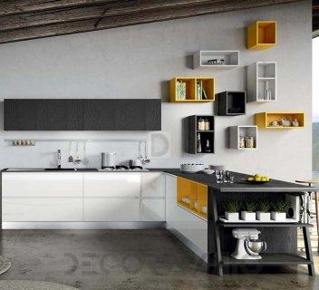 #kitchen #design #interior #furniture #furnishings  комплект в кухню Arredo3 Duna Diva Moon, ADM2Y