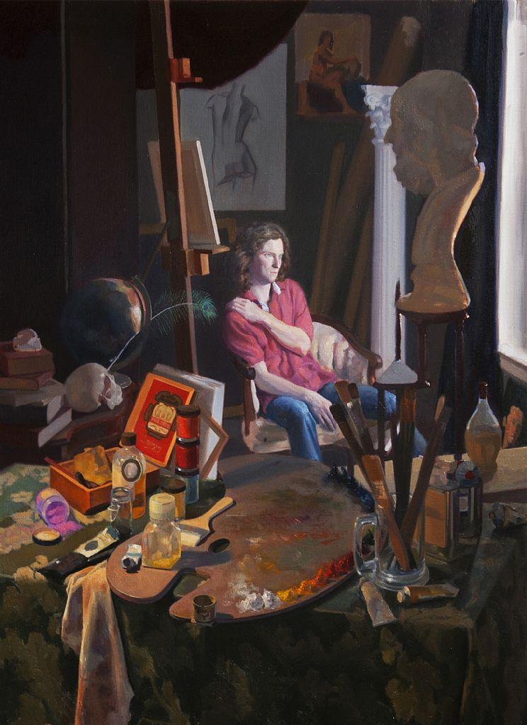 The Art Student, by Daniel Bilmes