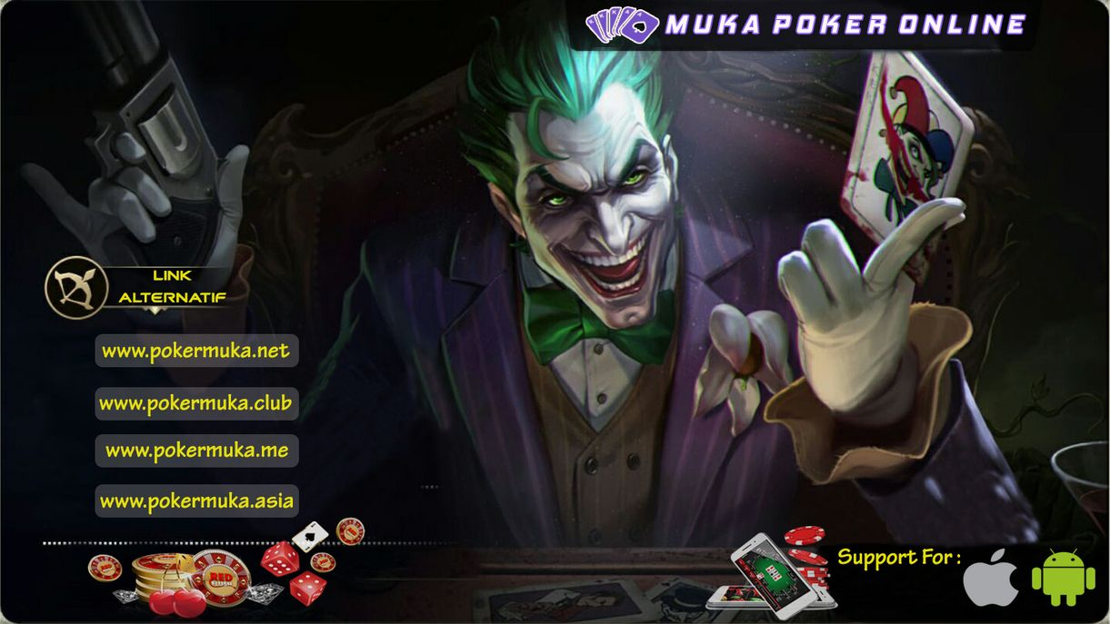 Poker Online Indonesia Terpercaya | Poker, Play casino