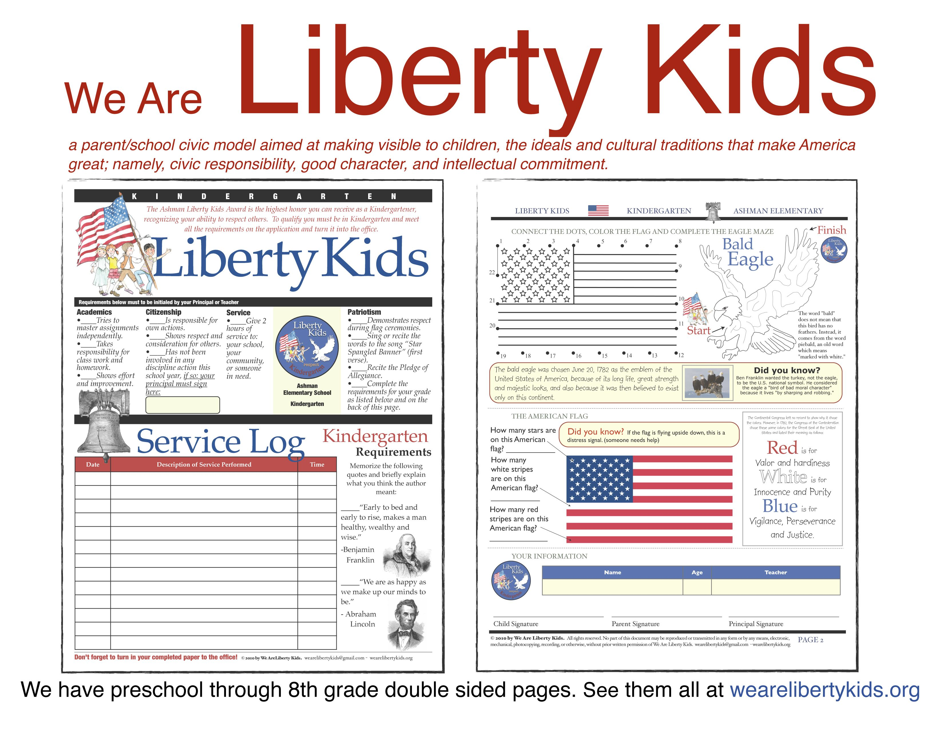 We Are Liberty Kids
