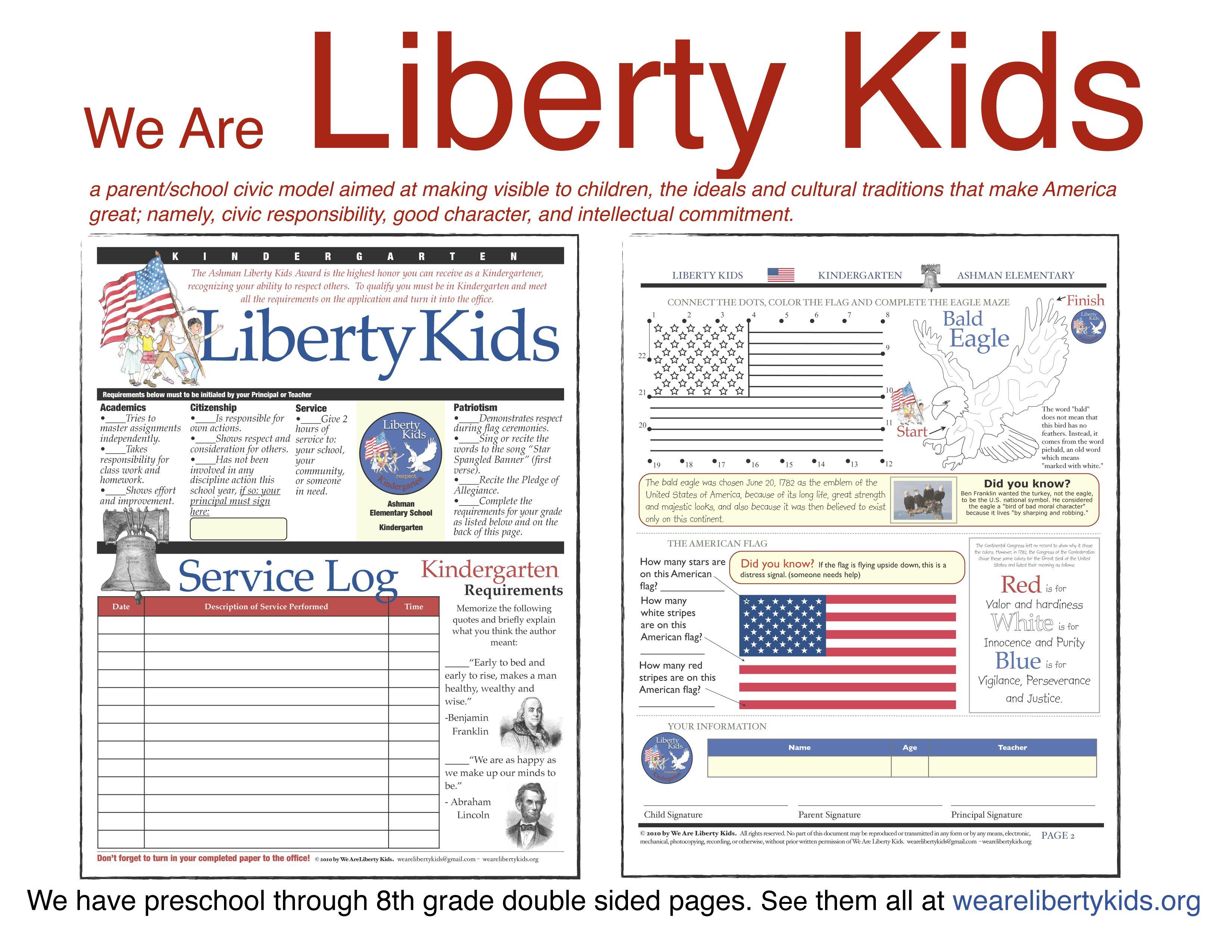 We Are Liberty Kids Utah