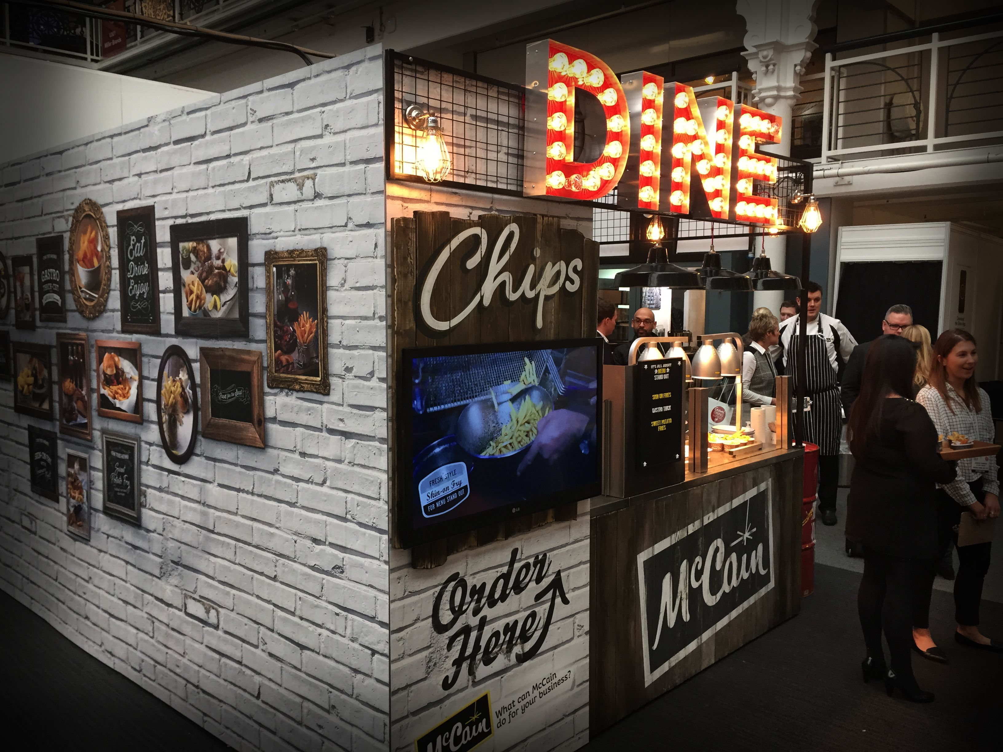 Casual Dining Exhibition