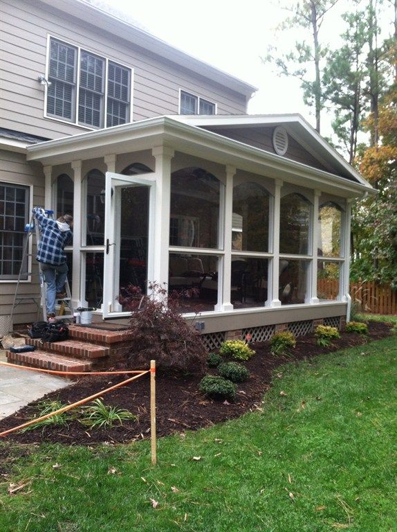 three porches raleigh pinterest farm season room screened nc pin
