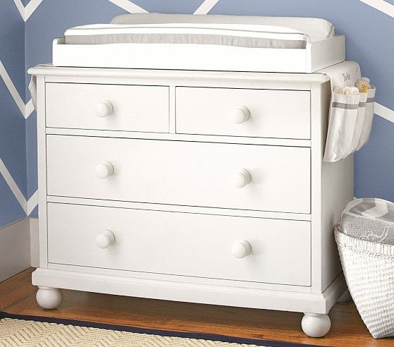 Catalina Dresser Changing Table Topper Collection Pottery Barn Kids