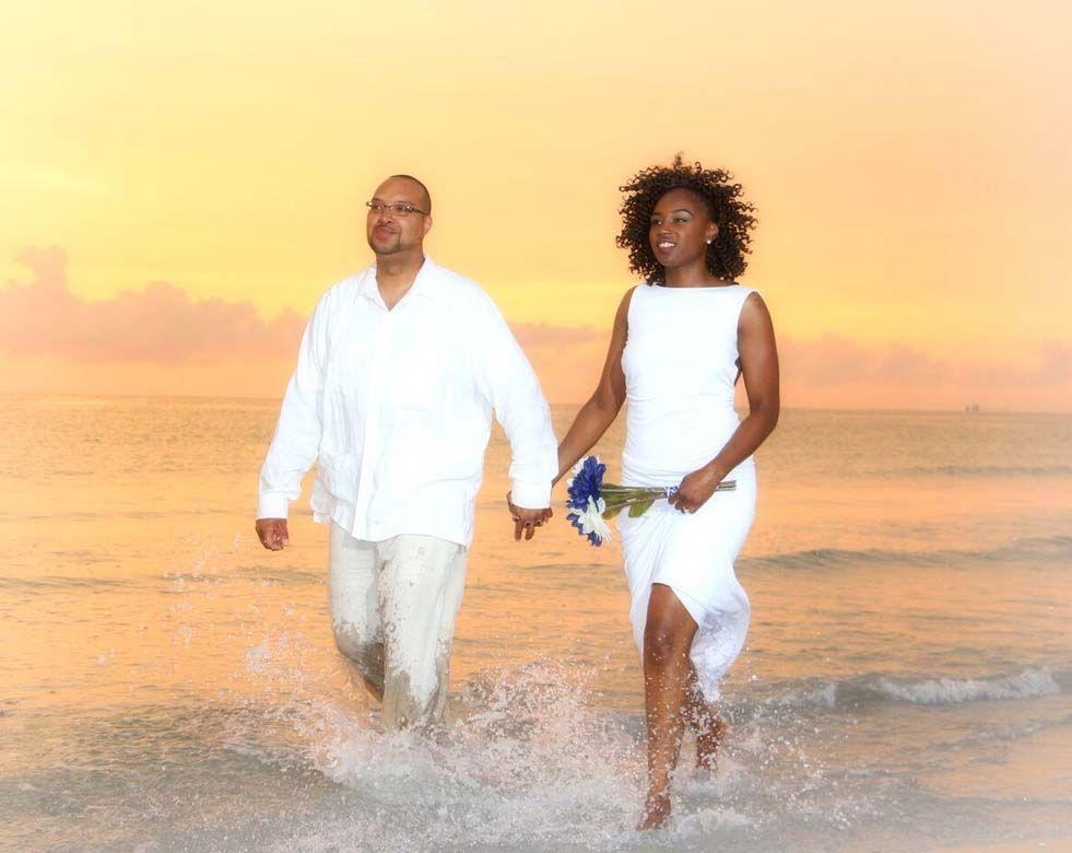 Hand Holding Beach Weddings