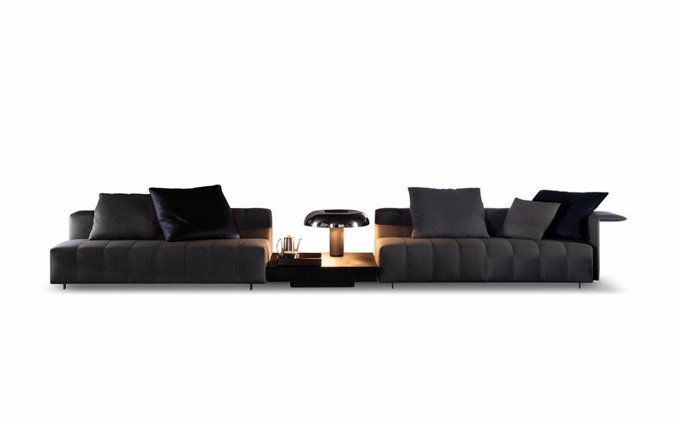 Freeman Lounge In 2020 Lounge Sofa Minotti Sofa Sofa Furniture